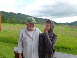My pops